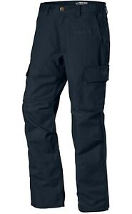 LAPG Men's URBAN OPS Tactical Pant w/ Elastic Waistband - Navy