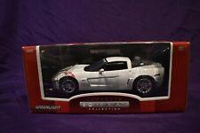 Greenlight 2007 Ron Fellows Corvette Z06 White with black/red interior.