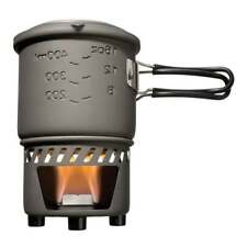 Esbit Solid Fuel Stove and Cookset! Camping Outdoors Backpack Cook Cooking