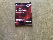 CGP A LEVEL CHEMISTRY AQA COMPLETE REVISION & PRACTICE