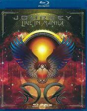 JOURNEY New Sealed 2017 LIVE CONCERT IN MANILA BLU RAY & 2 CD BOXSET