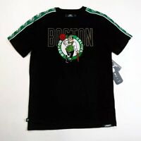 Pro Standard 100% authentic SS mens Med Boston Celtics split T-shirt Rare New