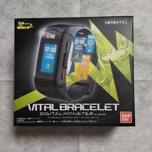 Bandai Digivice Digimon Vital Breath Digital Monster Watch Black Box #116