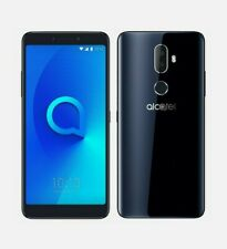 Alcatel 3V (5099Y) 4G 16GB Blue (Unlocked) Smartphone