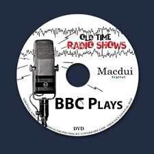 BBC Plays Old Time Radio Shows Variety 9 OTR MP3 Audio Files on 1 Data DVD