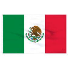 Mexico Flag 2ft x 3ft Nylon