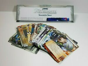 Android Netrunner Sovereign Sight Data Pack Unboxed with Insert