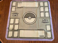Ophidian Pokemon Judgment ARG States 2 Player Cloth Mat Playmat