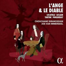 Forqueray / Immerseel / Siranossian - L'ange & Le Diable [New CD]
