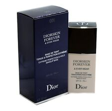 DIORSKIN FOREVER & EVER WEAR EXTREME PERFECTION & HOLD MAKEUP BASE 30ML #001 NIB