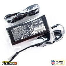 Genuine Toshiba Satellite L500 L500D L505 L505D AC Power Adapter PA5035U-1ACA