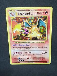Pokemon Charizard 11/108 XY Evolutions Holo Rare LP-NM