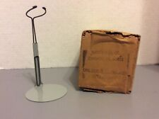 "Fashion Doll Stand for 16/""-24/"" American Girl Dolls Up Cushion Coated Metal Base"
