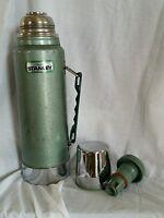 Vintage  Aladdin Stanley Quart Vacumn Bottle Thermos # A944DH