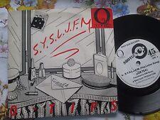 Q Tips – s.y.s.l.j.f.m. (la lettre Song) Shotgun Shot 1 uk 7 in (environ 17.78 cm) vinyle unique