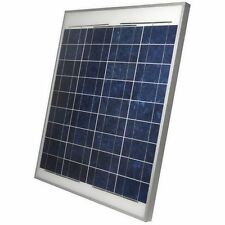 Coleman 60 Watt Portable Crystalline Solar Panel 12V Battery Charger DC 38006