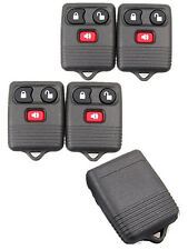 5x Keyless Entry Remote Control Key Fob Clicker Transmitter Replacement For Ford