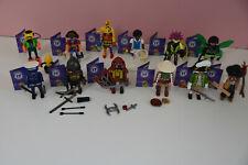 Playmobil 70242 Figures Boys Serie 17 alle 12 Figuren
