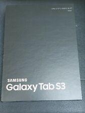 "Samsung Galaxy Tab S3 SM-T820 32GB Wi-Fi 9.7"" silver *used, in mint condition*"
