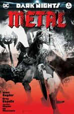 DARK NIGHTS METAL ISSUE 1 - SIENKIEWICZ JETPACK COMICS BLOOD RED VARIANT BATMAN