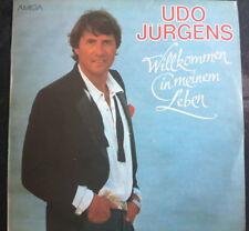 """LP / 12"""" - Udo Jürgens - Willkommen in Meinem Leben / Pop, German Pop, Schlager"""