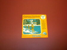 CYPRESS GARDENS FLORIDA (164ABC) Viewmaster 3 reels PACKET SET sealed