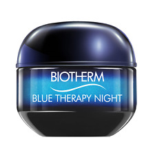 BIOTHERM BLUE THERAPY - CREME NUIT - Crema viso notte antirughe 50ml