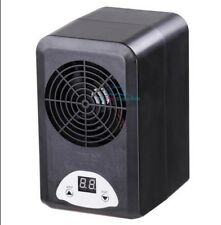 Aquarium Thermostat Chiller Heater Adjustable 72W Fish Tank Salt/Fresh Water