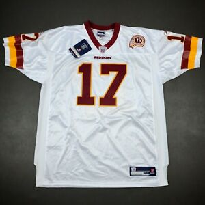 100% Authentic Jason Campbell Reebok Redskins Jersey Size 54 2XL 3XL Mens