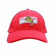Forrest Gump Hat Cap Bubba Gump Hat Red Baseball Cap Accessories Costume