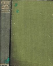 Rare 1902 Astronomy Other Worlds Than Ours Classic Illustrated Gift Idea Usa