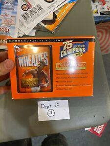 Muhammad ALI 1999 Wheaties Collectible Box 75th Anniversary 1924-1999 Sealed