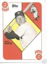 2007 Topps Wallmart RARE  Mickey Mantle Nr MT # WM 7
