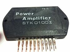 10 Pieces | Sanyo Stk0100Ii + Heat Sink Compound | Free Shipping within the Us!