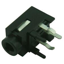 Profesional Pcb 3.5 mm jack socket Estéreo Horizontal