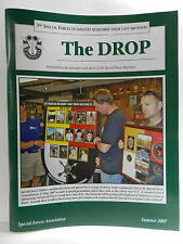GREEN BERET, THE DROP MAGAZINE, SUMMER 2007 ISSUE, SPECIAL FORCES ASSOCIATION