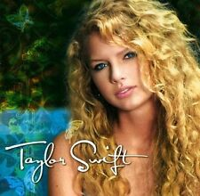 TAYLOR SWIFT Taylor Swift CD BRAND NEW s/t Self-Titled