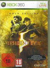 Resident Evil 5 - Gold Edition (X-Box360)