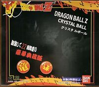 Big Size 7.5CM Dragon Ball Z Crystal Acrylic Dragonball Ball Set 1-7 star in Box