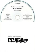 P.P. ARNOLD ~ The New Adventures Of ~ Rare 2019 German 14-track CD album ~ SOUL