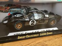 SHELBY COLLECTIBLES 408 426 FORD GT Mk.II  Mk.IV Le Mans model cars 1966 67 1:18