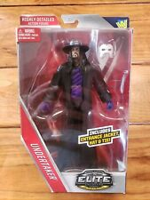 Mattel WWE Elite Undertaker Flashback Figure New Sealed 2016