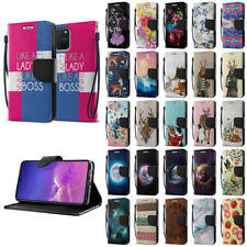 "For Samsung Galaxy S10 Lite 6.7"" 2020 Luxury Flip Wallet Pouch Case Cover"