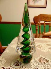 Stunning Murano Art Glass Christmas Tree
