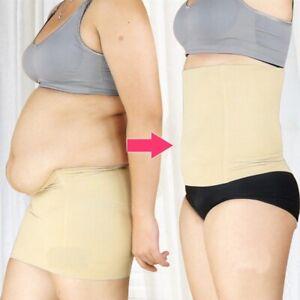 UK Women Corset Shapewear Seamless Waist Trainer Tummy Control Shaper Girdle