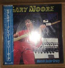 Gary Moore - More & Guitar Crazy W/obi