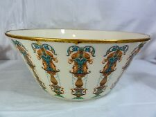 Lenox Large Bowl With 24k Gold Trim - Lido Design - Nice
