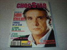 CHOC STAR 02 (1/93) MICHEL SARDOU MYLENE FARMER SYLVIE VARTAN THIERRY LHERMITTE