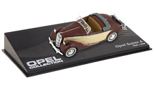 OPEL Super 6 - VOITURE MINIATURE COLLECTION - IXO 1/43 CAR AUTO-97