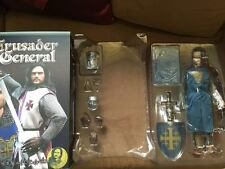 PANGAEA French Crusader General Jerusalem Version Exclusive with Metal Face Mask